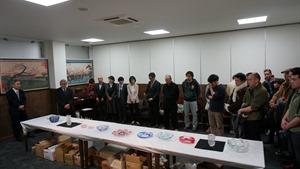 第28回江戸切子新作展 審査・講評会